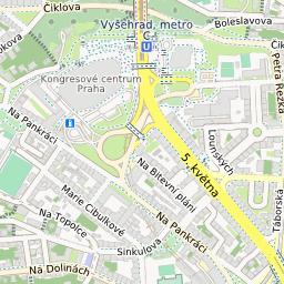 Online map Free Online